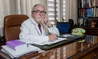 Eudald Maideu: «Quan vaig començar a Ripoll visitava fins a 90 nens diaris»