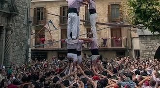El Moianès, la nova comarca que ja ha vist 38 diades castelleres