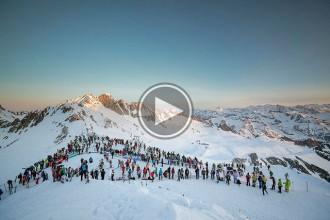 El vídeo de l'Adamello Ski Raid 2015