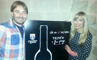 «2 de Vi amb Folre», el vi solidari dels Castellers de Lleida