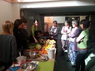 Els Naturalistes de Girona actuen contra el malbaratament del menjar