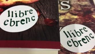 La marca «llibre ebrenc» es reforça a les llibreries del territori per Sant Jordi
