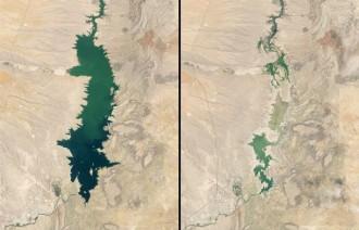 L'abans i el després: La NASA mostra en imatges com ha canviat el món