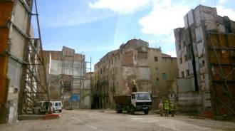 Vés a: Comencen les obres de construcció del Museu Casteller de Catalunya a Valls