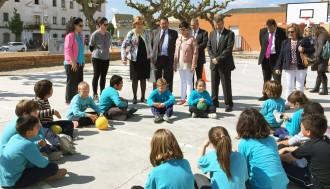 Inversió d'1,2 milions d'euros per a l'ampliació del Col·legi Lluís Viñas de Móra d'Ebre