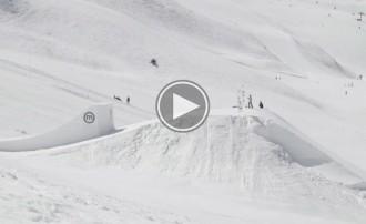 El primer quàdruple salt mortal de «snowboard» de la història