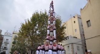 Els Xiquets de Tarragona arrenquen a casa amb un cartell de luxe