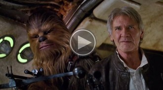 Espectacular segon tràiler de «Star Wars: The Force Awakens»