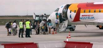 Vés a: Alguaire ofereix vols a 26 destinacions europees amb connexió a Palma