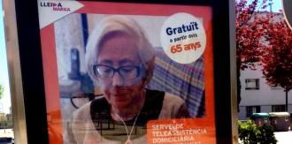Vés a: CiU denuncia el PSC de Lleida per un cartell de teleassistència «electoralista»