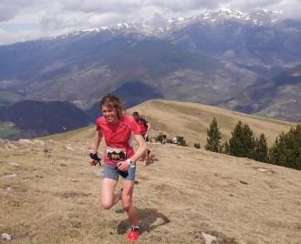 Laura Orgué comença amb força la temporada de curses verticals