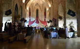 Montblanc es vesteix de medieval