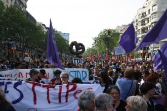 Vés a: Manifestació a Barcelona contra els Tractats de Lliure Comerç i Inversions