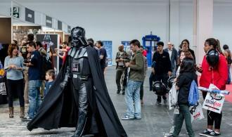 Vés a: Més de 100.000 visitants passen pel Saló del Còmic de Barcelona