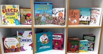 Grans joies per a petits jordiets lectors