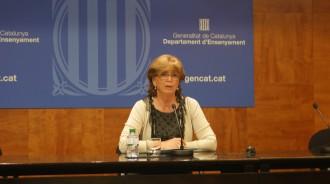 Vés a: Irene Rigau: «El sistema educatiu català està de dol»