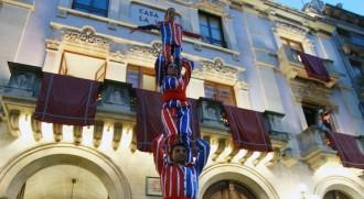 Valls i Algemesí cooperaran en matèria castellera