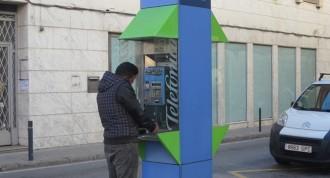 Els mòbils acaben amb les cabines telefòniques de Terrassa