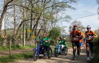 Trailwalker amb rècord mundial gironí