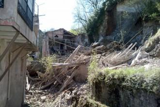 Vés a: S'enfonsa l'antiga Fàbrica de Xocolata de la Pobla de Lillet