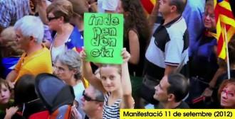 Vés a: Nou vídeo de l'ANC per omplir el Sant Jordi el 24 d'abril