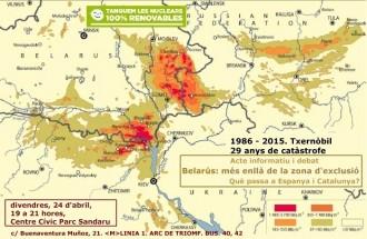 Vés a: Barcelona recorda el 29 aniversari de la catàstrofe de Txernòbil