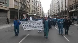 Vés a: Els treballadors en vaga de Telefònica  tallen cables i deixen usuaris sense línia al Camp de Tarragona