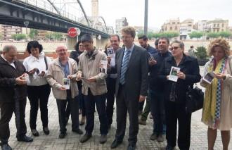 Ferran Bel exposa 130 actuacions per desplegar a Tortosa si torna a governar