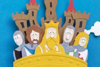 ... us convidem a «Artús i els seus homes»