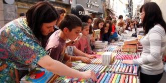 Emili Bayo i Senyor Postu, els més reclamats per Sant Jordi a Lleida
