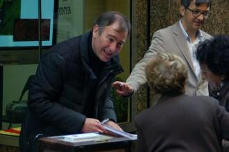 Antoni Biarnés presenta per Sant Jordi el seu nou llibre «Berga: mirant endavant»
