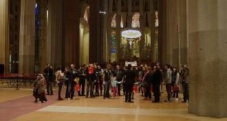 Sagrada Família «after hours»