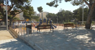 El TSJC anul·la l'operació urbanística que va permetre convertir en públic el parc del Bon Repòs a l'Ametlla de Mar