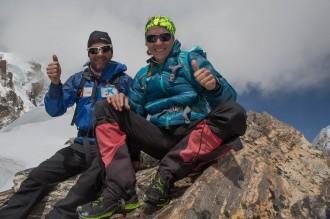 Núria Picas i Ferran Latorre ja són al camp base avançat del Makalu