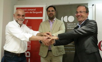 Institucions i patronals fomenten l'exportació internacional des del Berguedà