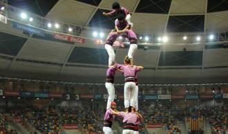Els Moixiganguers celebren 20 anys amb els Sagals i els Gausacs