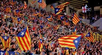 Vés a: Un palau Sant Jordi ple enceta la campanya de les plebiscitàries