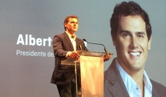 Vés a: Rivera demana no «tergiversar» ni fer «frau» amb el sentit de les eleccions