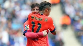 Vés a: Un Barça exquisit atropella un Espanyol indefens (0-2)