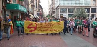 Mallorca surt al carrer en defensa de la llengua i l'autogovern