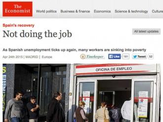 «The Economist» pica la cresta a Rajoy: «No estàs fent la feina»