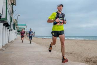 Jessed Hernàndez, brillant guanyador d'una disputada Ultra Trail Barcelona