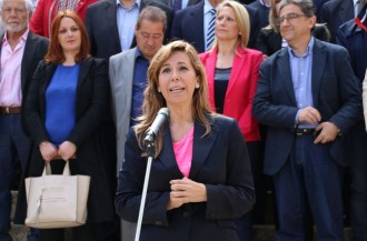 Vés a: Camacho critica Mas per «viure en la incertesa» per les seves desavinences amb Junqueras