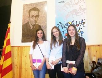Tres alumnes d'Arrels als Premis de Poesia a Lleida