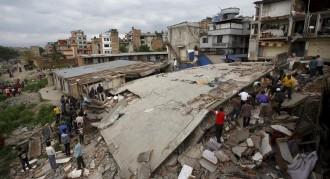 Xerrada al Cau de Montblanc sobre els terratrèmols del Nepal