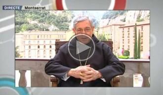 Vés a: L'abat de Montserrat defensa «que la gent pugui votar»