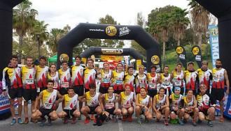 La selecció catalana, a la Zegama-Aizkorri