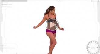 Una entrenadora acusada d'estar grassa planta cara fent un emotiu vídeo