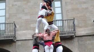 Èxit de participació a la 1a Diada de Colles Castelleres del Bages