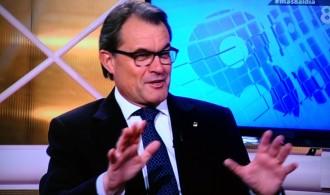 EN DIRECTE: Entrevista a Artur Mas